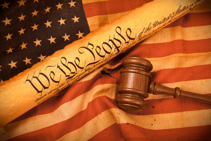 "The Constitution promises meaningful restrictions on government power, enforced by a vigilant judiciary. - Timothy Sandefur        Five Supreme Court judges broke that promise and imposed their personal preferences on ""the People""."