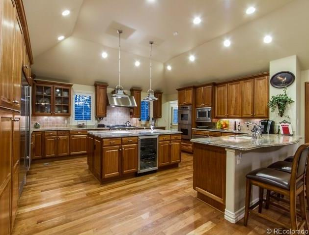 Cooking dinner in your $2M Denver kitchen