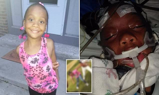 This poor sweet little girl, Ashawnty Harris, was not only the victim of bullying but a victim of having it posted on social media. She bravely confronted her bully who beat her up and the video was posted online. It drove her to suicide.