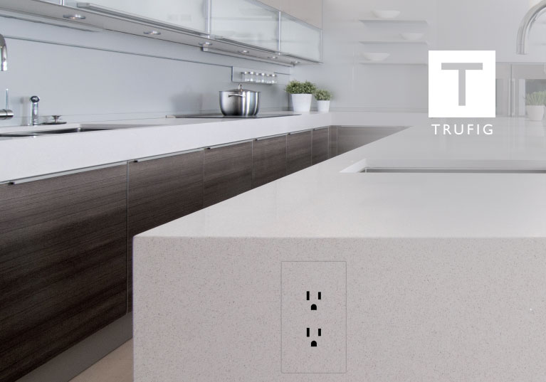 Design Without Compromise - Trufig preserves the aesthetics in your space.