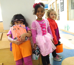 Trick-or-Treating and Halloween Party — Victory Childcare, Inc ...