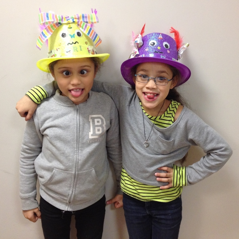 Silly Hat Day: Victory Childcare, Inc.