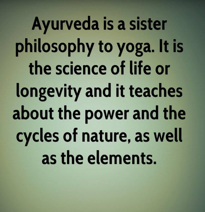 ayurveda in addiction