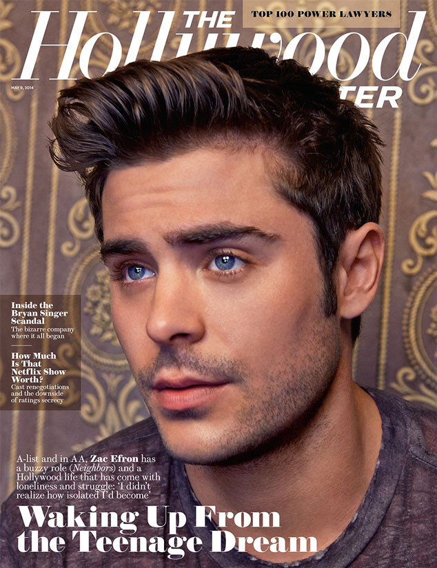 So young, so hot, so sexed up,so rich.... and so addicted. Zac Efron candidly honest about battling addiction in spite of having it all (money, chicks, fame)at his finger tips. Those of us who may not reach stardom heights, might want to use Hollywood's addiction epidemic to grasp, that what we are running after, will not satisfy our soul hunger. There is a void within us that only gets louder, the more things of this world we accumulate.