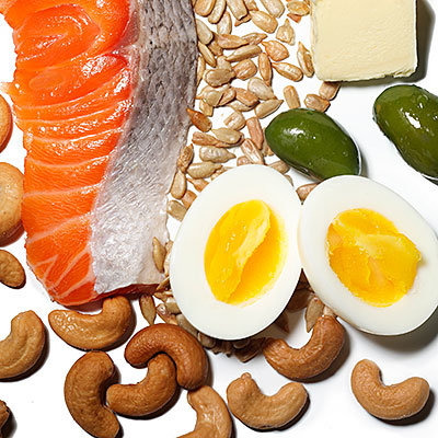 Anorexics thrive better physically and emotionally when eating a higher ratio of healthy fats in recovery.