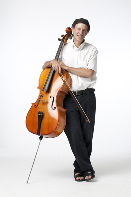 Cellist Peter Lewy