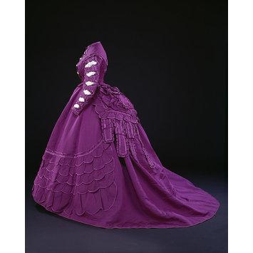 M. Vignon Day Dress