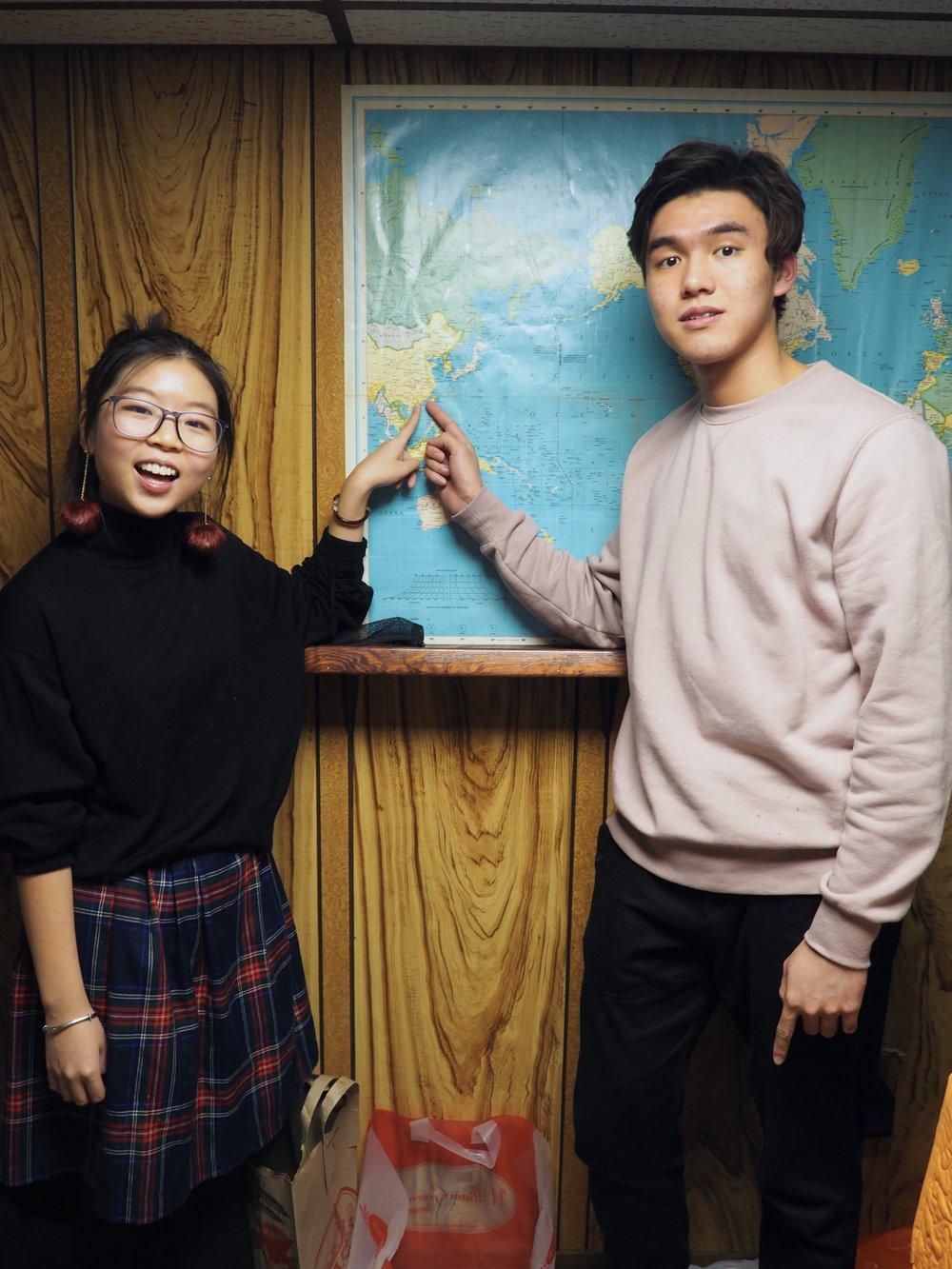 Tammy: China