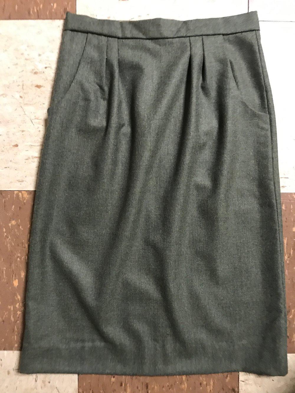 Women's Tailored Skirt
