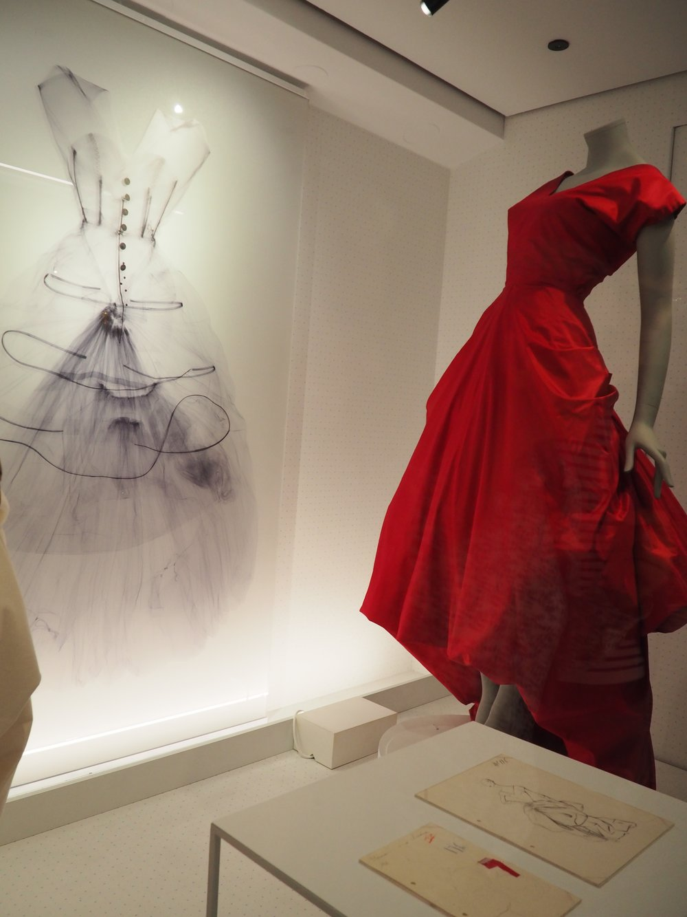 Balenciaga Exhibit at the V&A