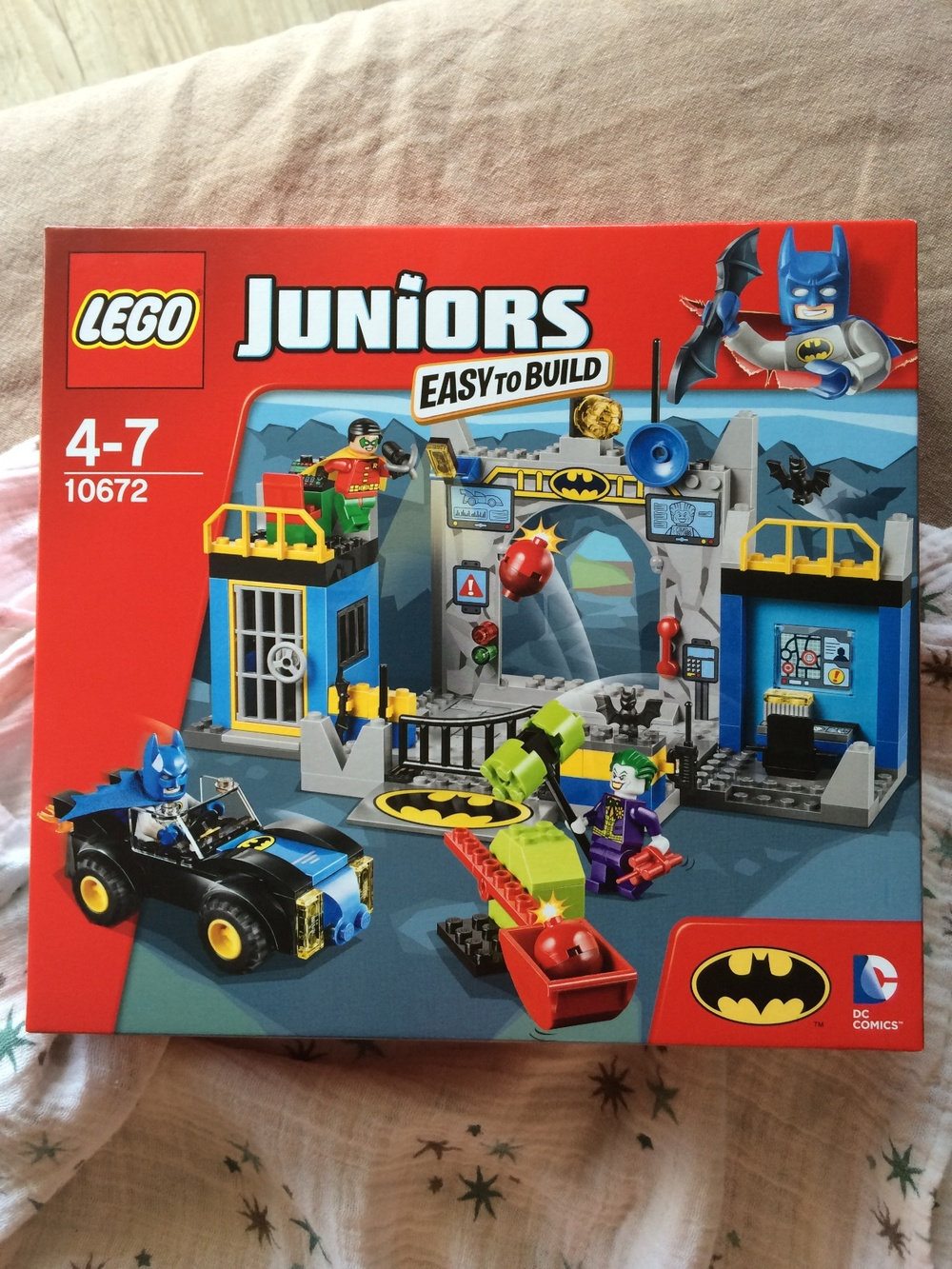 Batman Lego Set