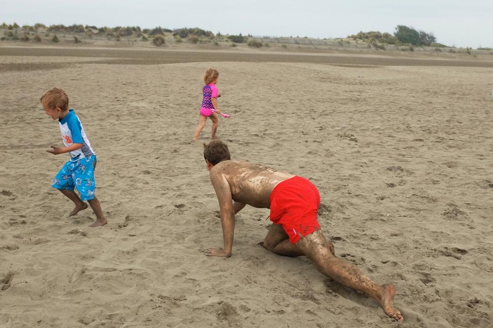Sand Monster
