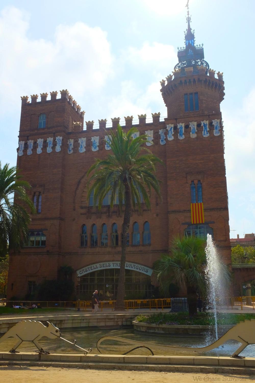Castell de Tres Dragons