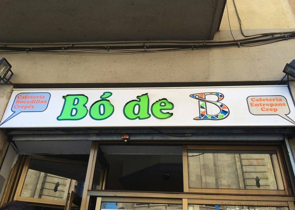 Bo de B
