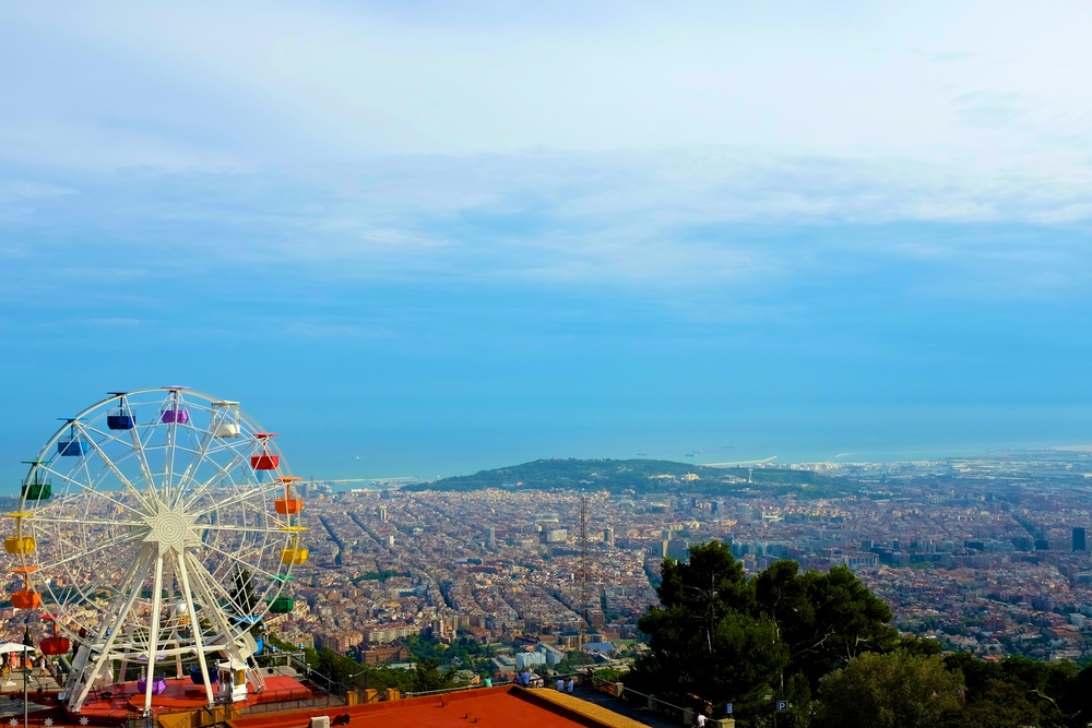 Mount Tibidabo Views