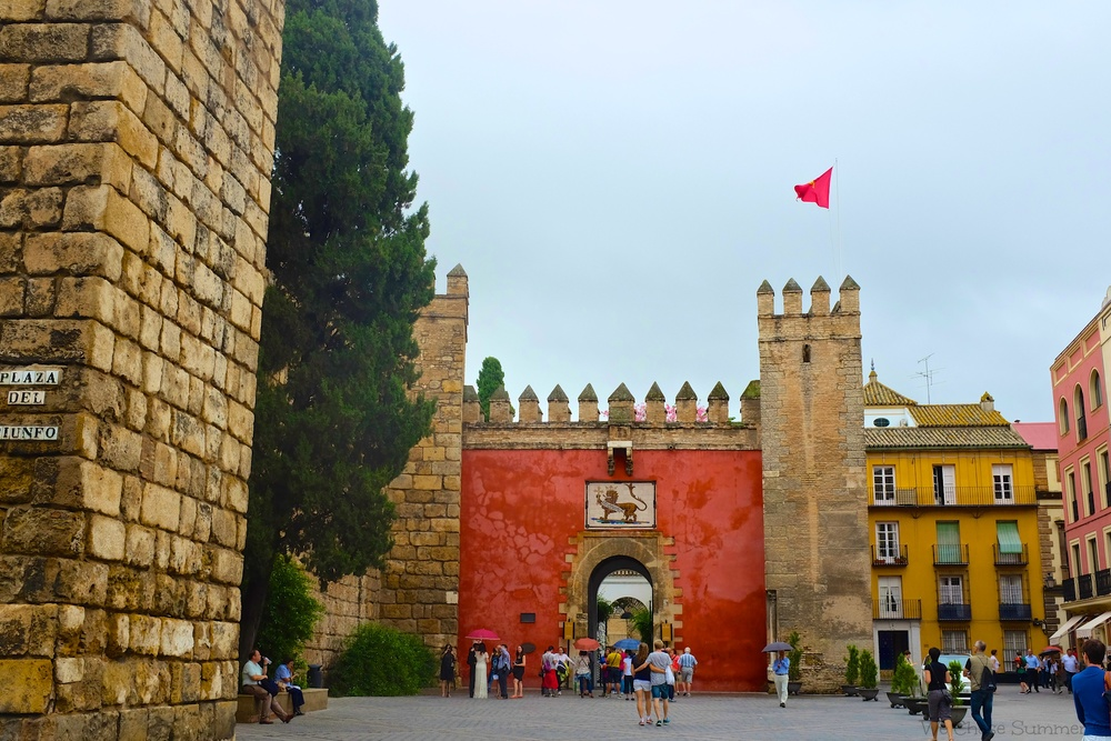 Alcázar of Sevilla