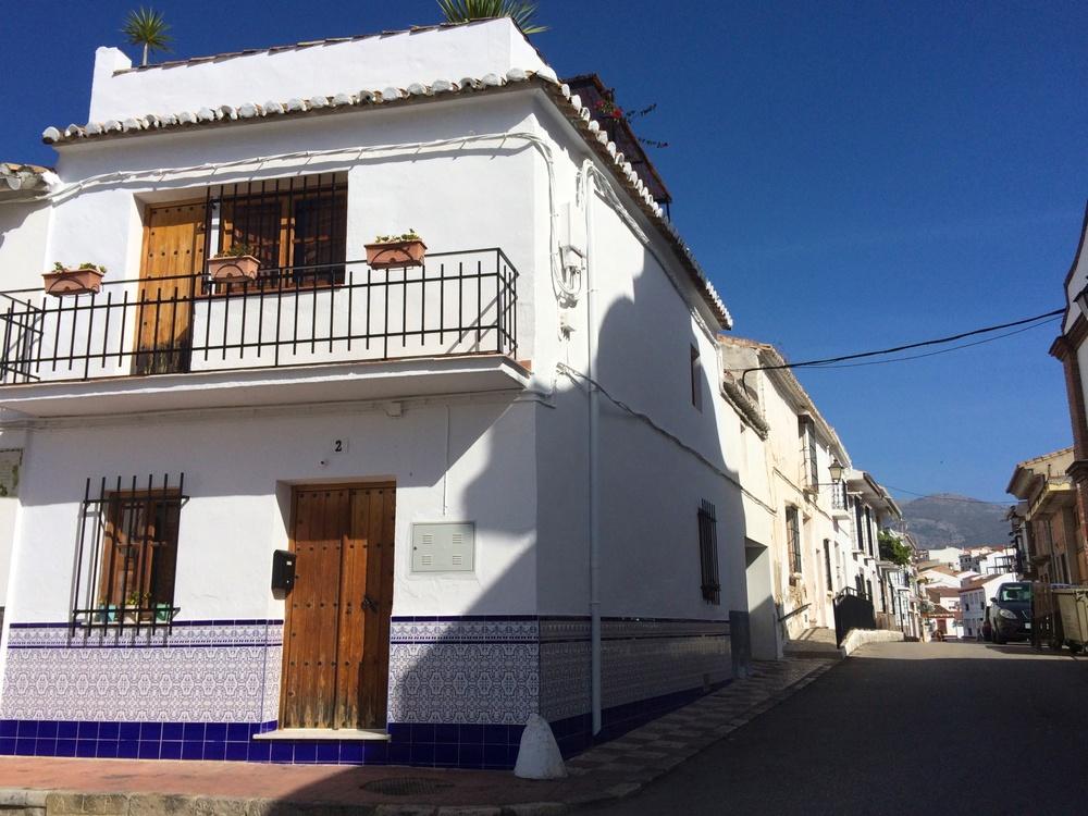 Streets of Riogordo