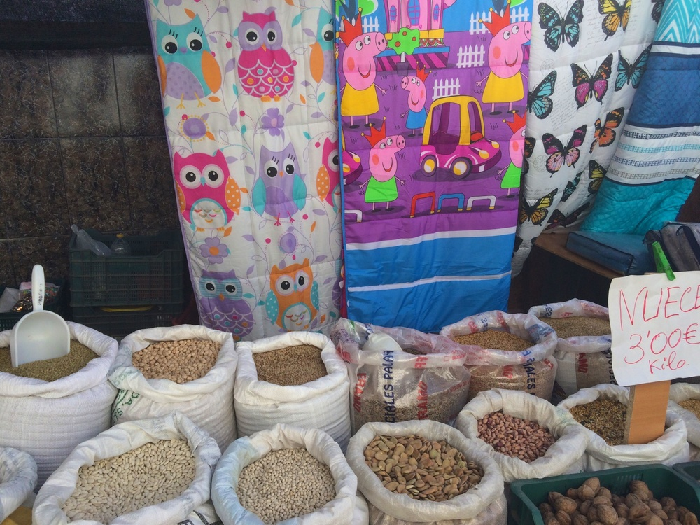 Riogordo's Street Market