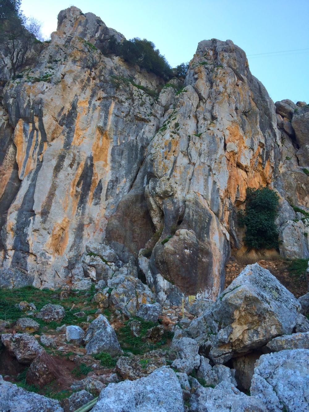 Ruta Fuente Gorda Hike