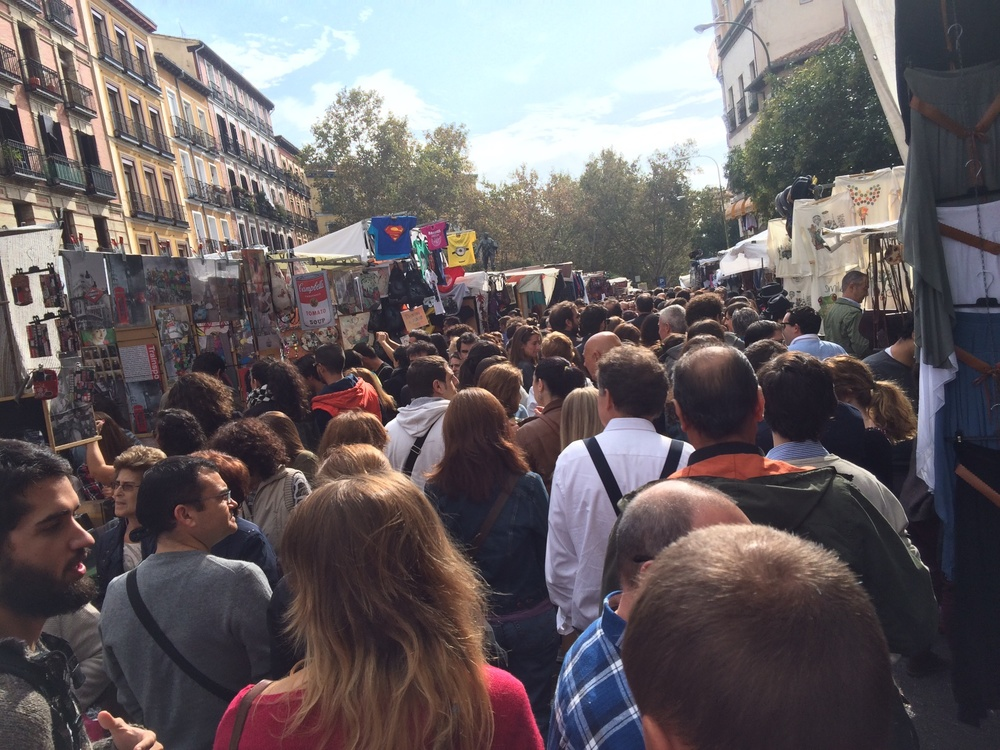 La Latina Street Market