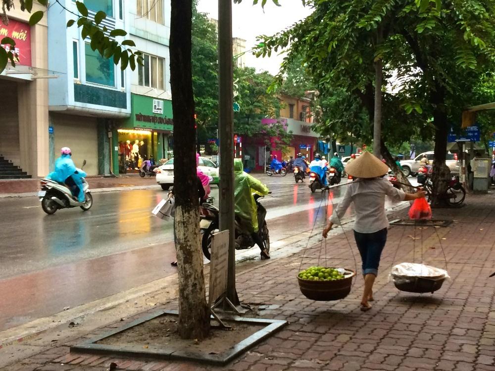 Seen in Hanoi