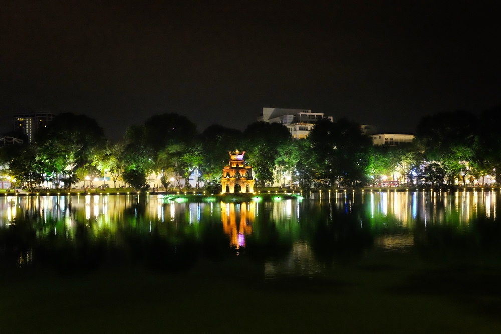 Hoan Kien Lake