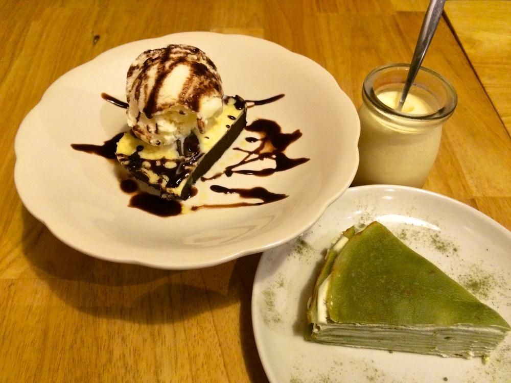 Dessert Square