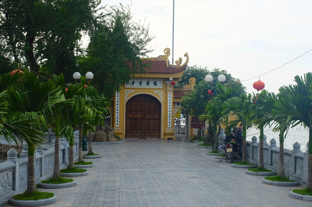 Pagoda Temple's Entrance