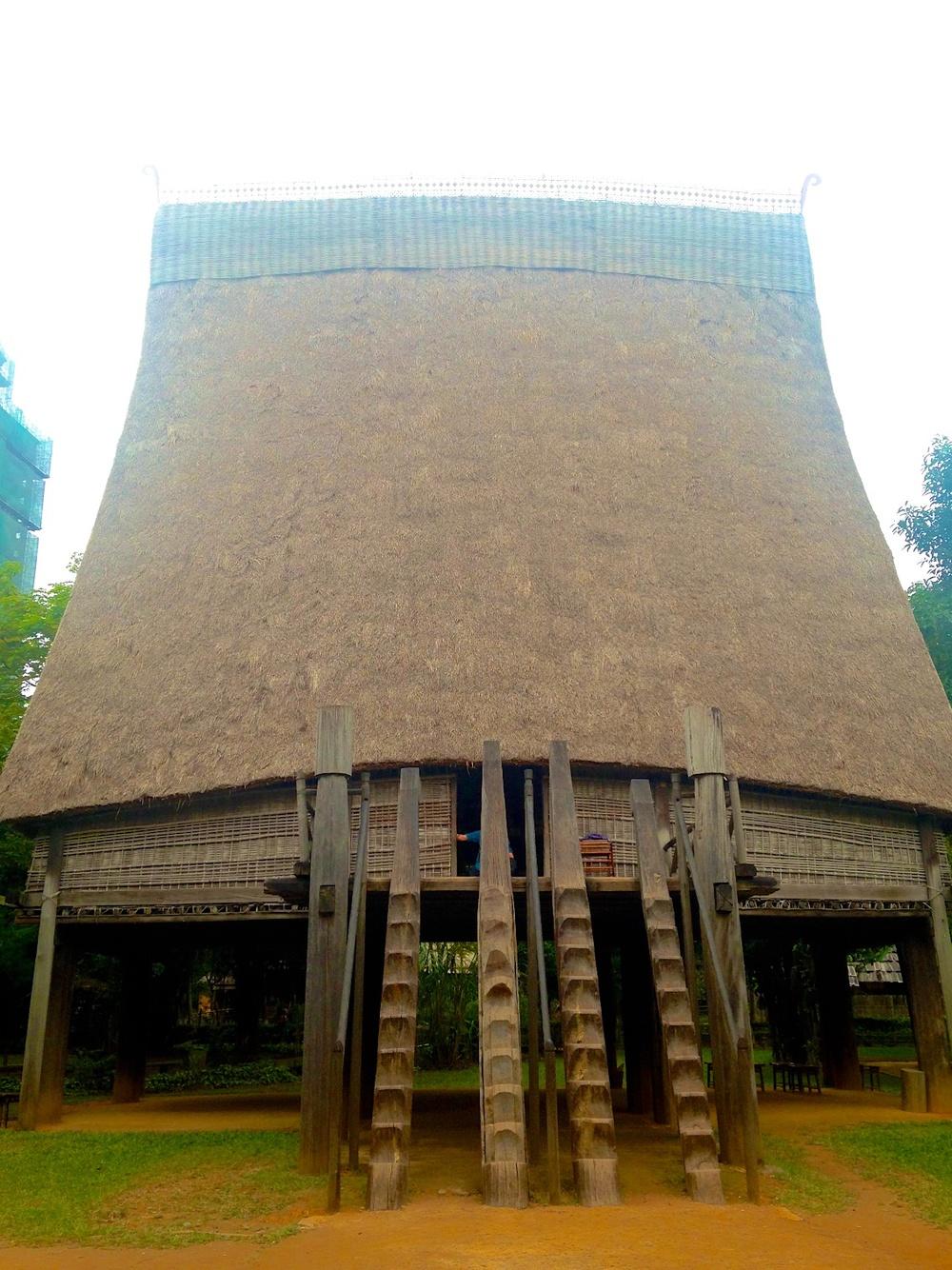 Bahnar Communal House