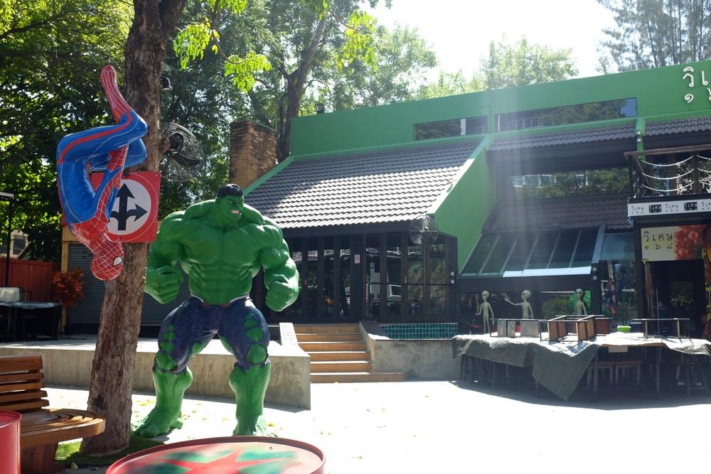 NY or Chiang Mai?!