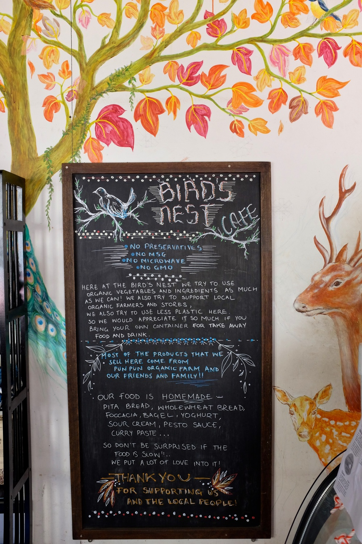 Bird's Nest Cafe