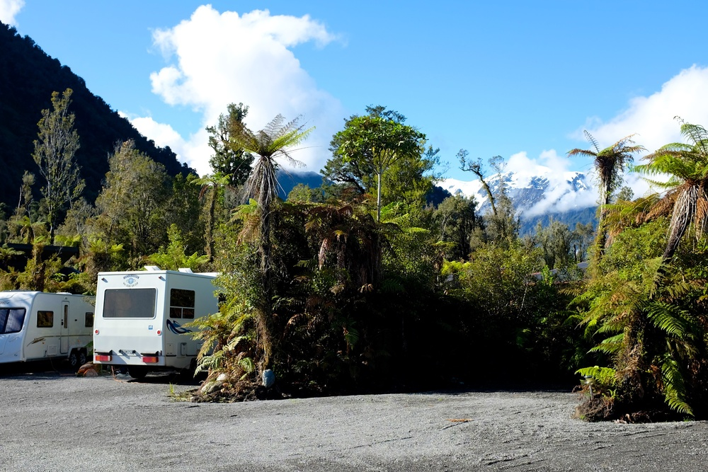 Glacier Country Campervan Park