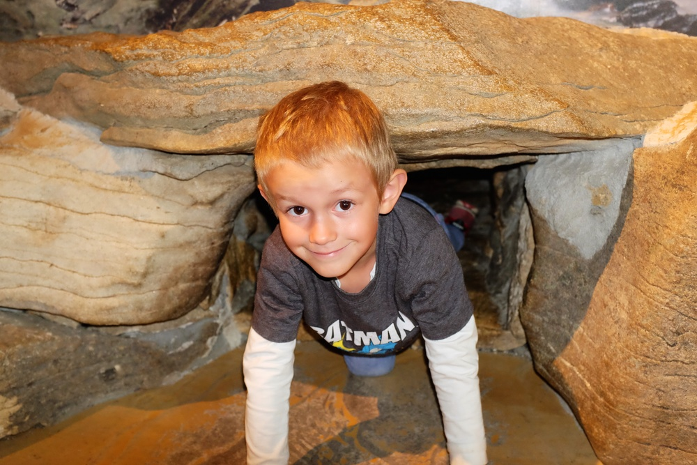 Cave Discovery Center