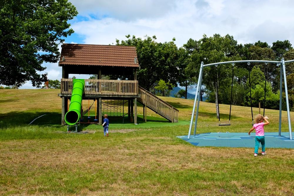 Spa Park Playground