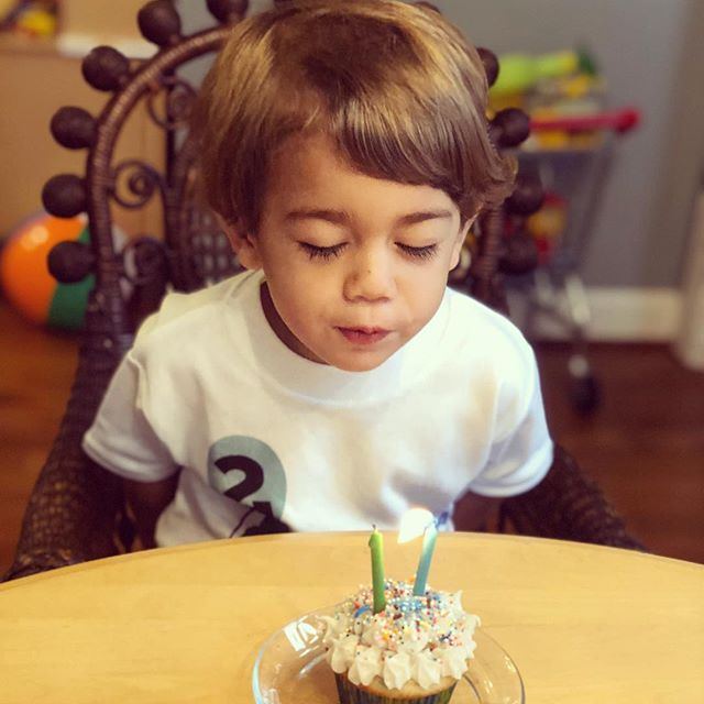Our littlest love turned 2 today! 💕🎉 So so so happy and grateful that he decided to join our family 2 years ago. He brings so much love, light, and laughter to our lives every day. 😊