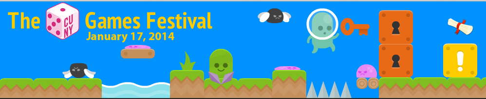 CUNY Games Festival 2014