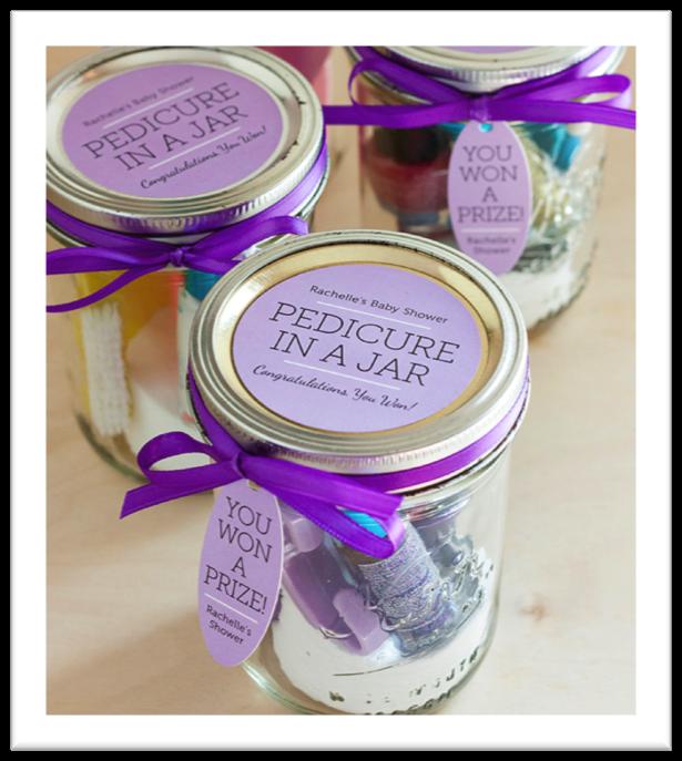 Cool Mason Jar Party Favor Idea Vita Perfetta