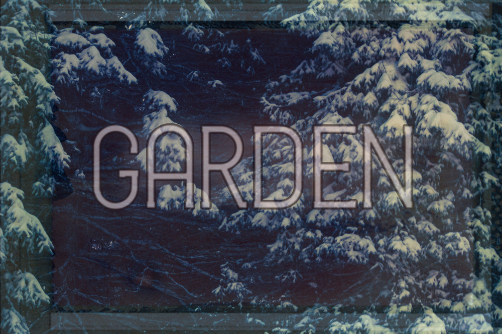 "Single Artwork for ""Garden"" -- Kiings featuring Christopher Porterfield (of Field Report)."