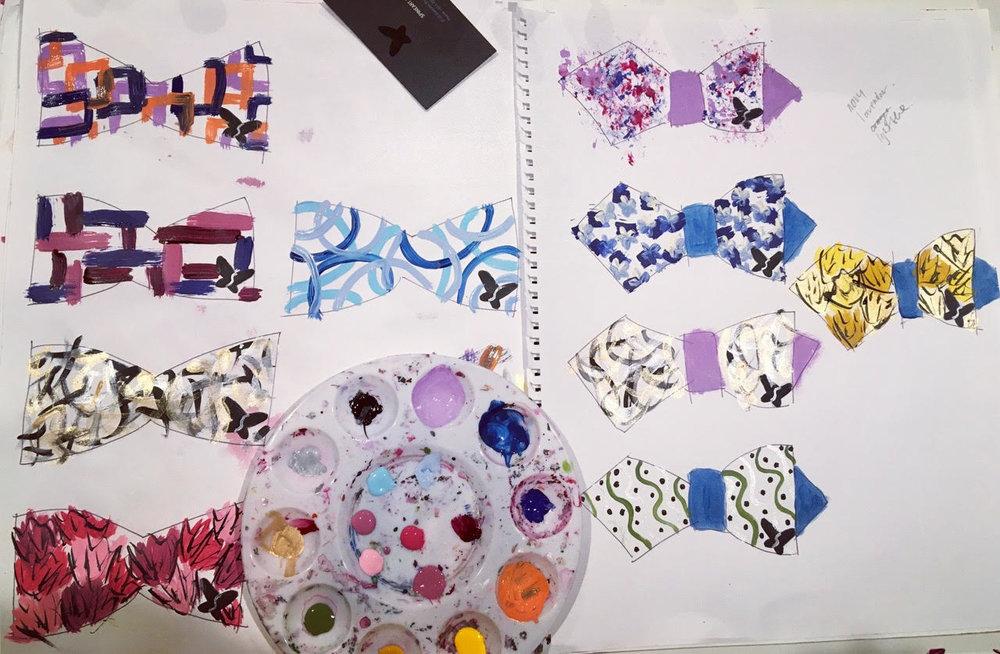 hand painted bow ties melbourne australia edward kwan.jpg