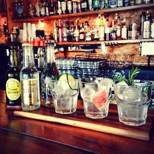 Menu — Frisk. Small Bar.