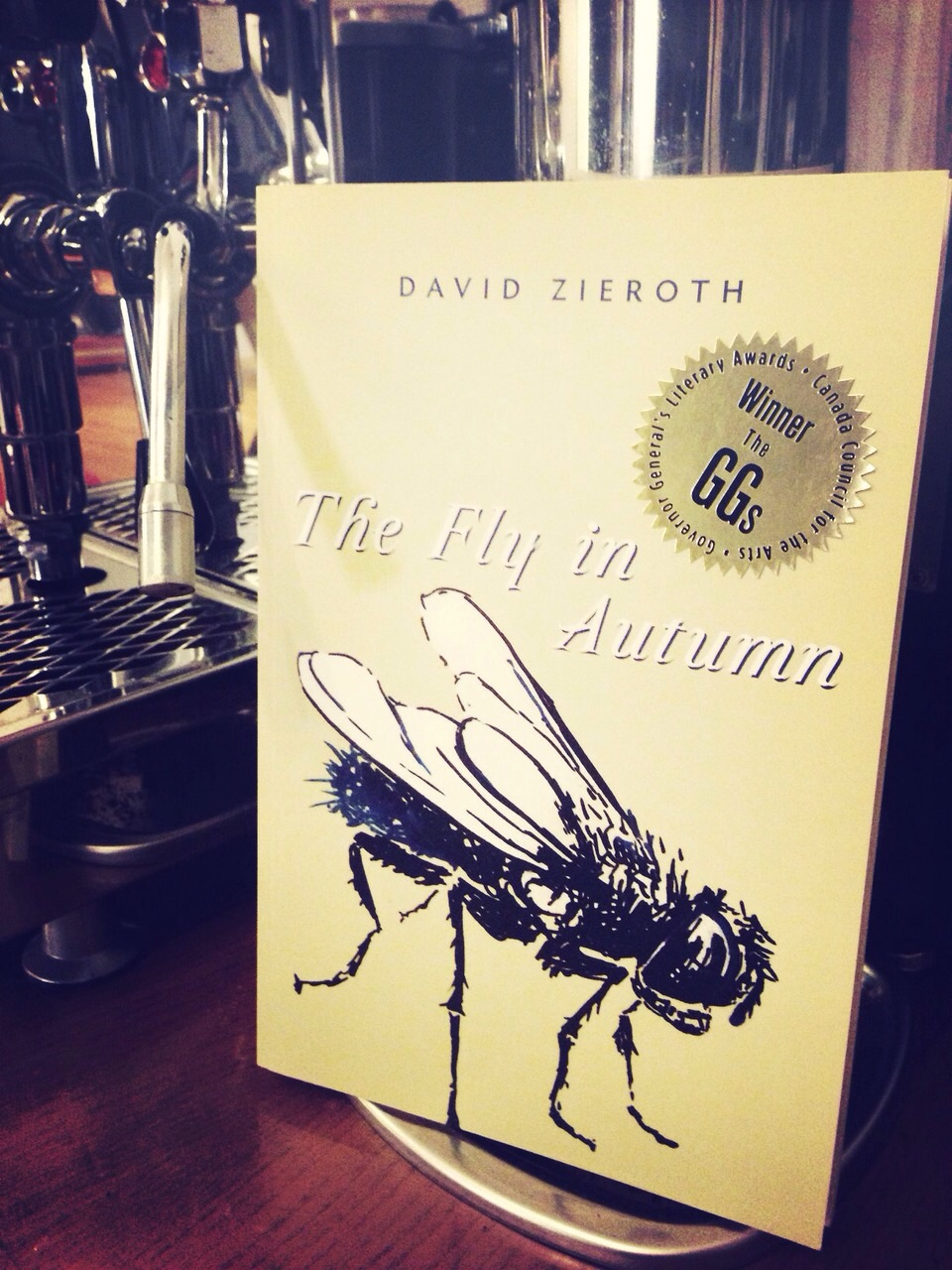 The Fly in Autumn    Harbour Publishing  2009