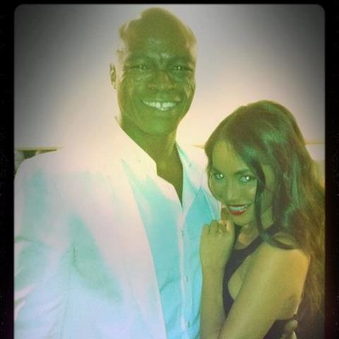 Airlie Koo's Australian Urban Orchestra performing with Seal