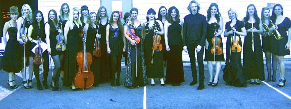 The Australian String Orchestra