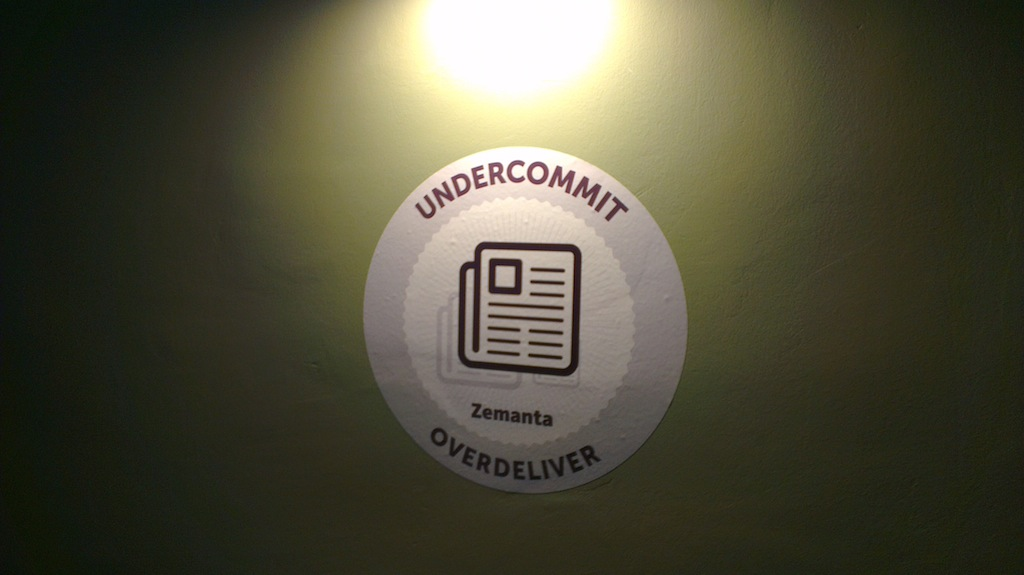 undercommit-overdeliver