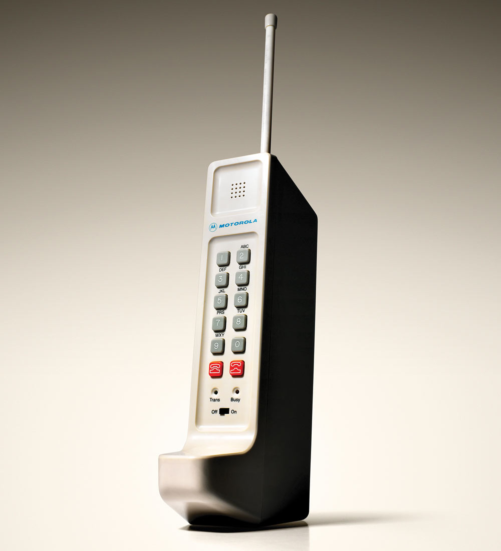 First_mobile_phone_call