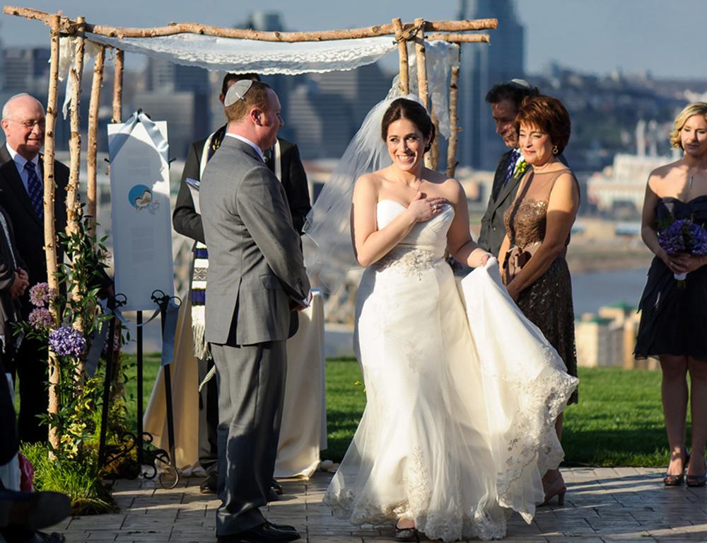 Urban Spring Wedding