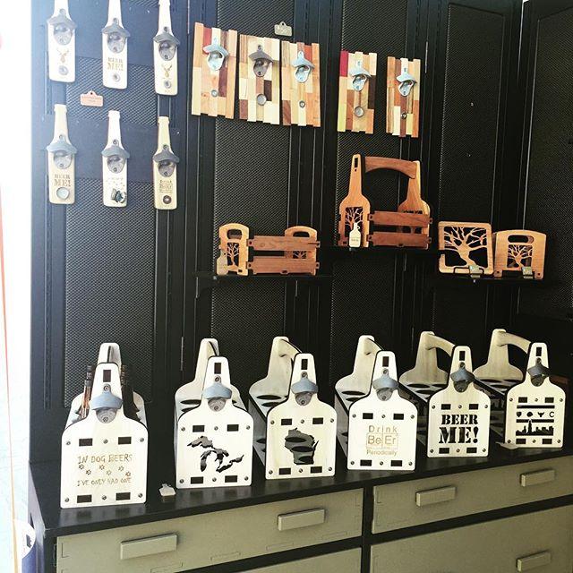 The #perfect #beercaddy #madisonsquaregarden #madisonbeer #summertime #craftbeer #artonthesquare #madison #drinkwisconsinbly @g3studios @anthology218