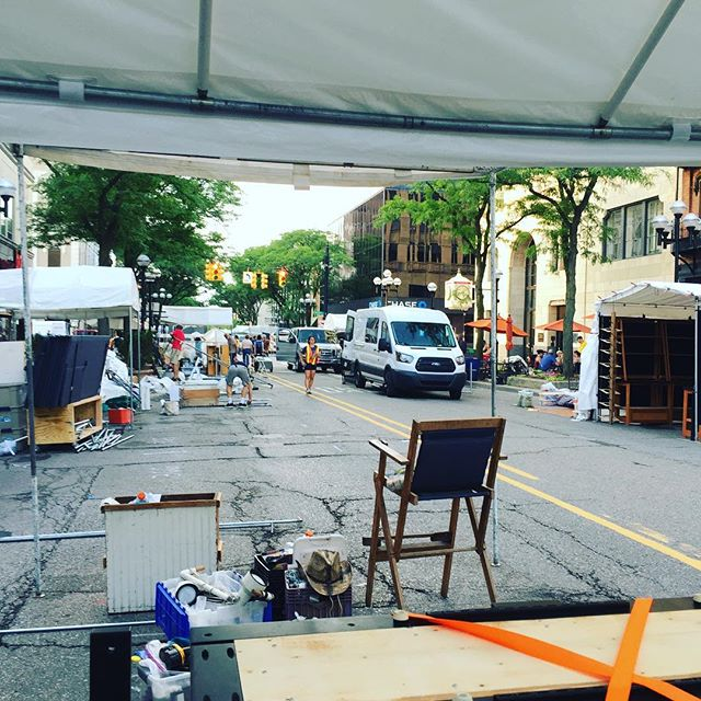 #tada #annarborartfair #2016 is #complete #thankyou #all for coming out and #supporting the #artist #downtown #annarbor