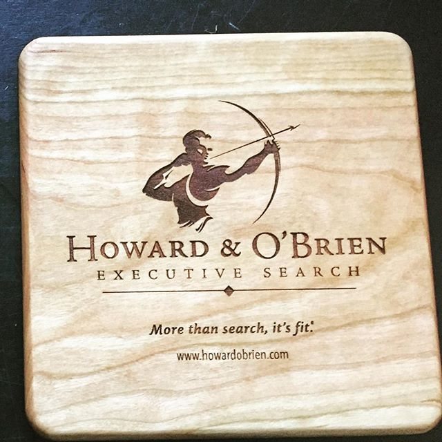 #corporate #gifts They will #love #michiganmade #products #giftideas #giftgiving #logo #engraved #lasercut @g3studios #giftingseason #personalized #trivet