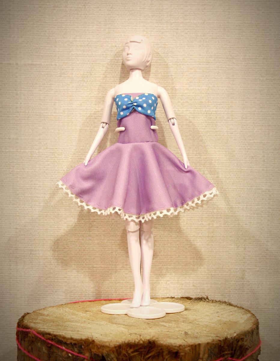 Een elegante jurk!